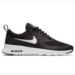 Nike black Women's Air Max Thea Running shoes